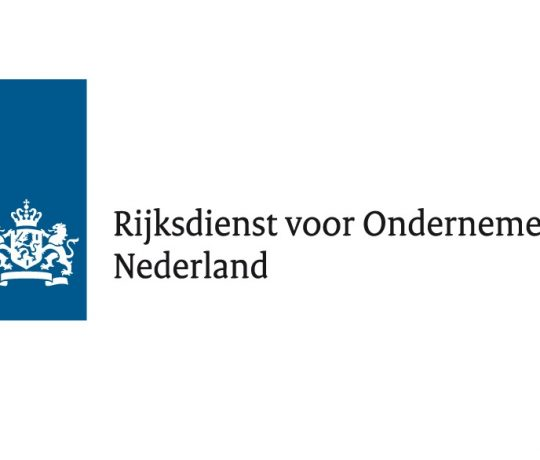 Logo Rijksdienst voor ondernemend Nederland