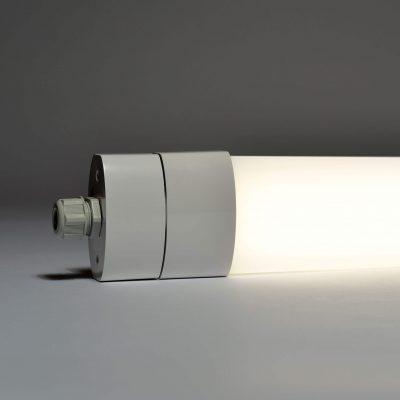 Lineaire Fixture IP67, LED magazijnverlichting
