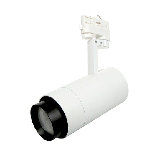 LED Tracklight Wit - Winkelverlichting