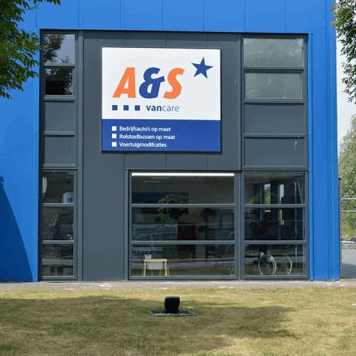 AenS Vancare Werkplaatsverlichting 1