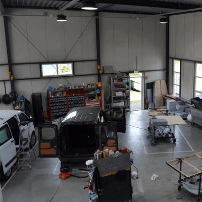 AenS Vancare Werkplaatsverlichting 2