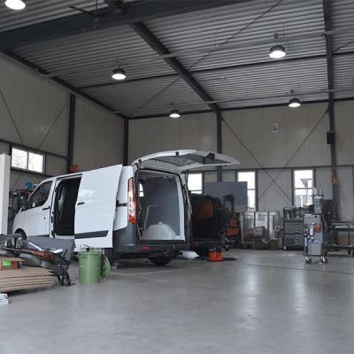 AenS Vancare Werkplaatsverlichting 5