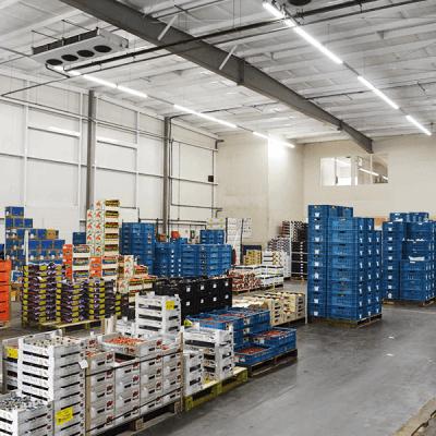 Apotheker Groothandel Magazijnverlichting