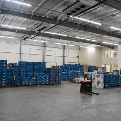 Apotheker Groothandel Magazijnverlichting 4