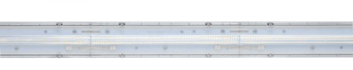 Lens lichtlijn systeem QueLED