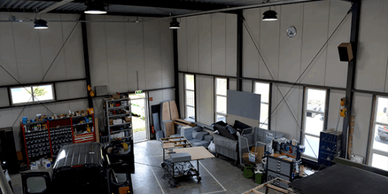 QueLED assortiment werkplaatsverlichting