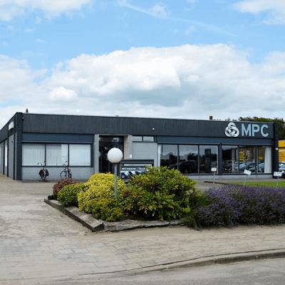 MPC Industries - Bedrijfsverlichting 1