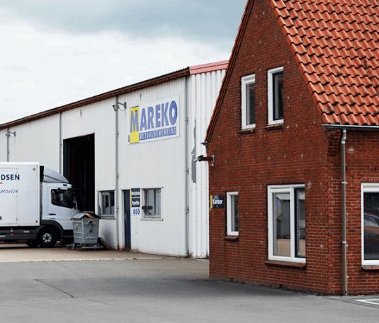 Mareko - Productiehal en werkplaats verlichting 1