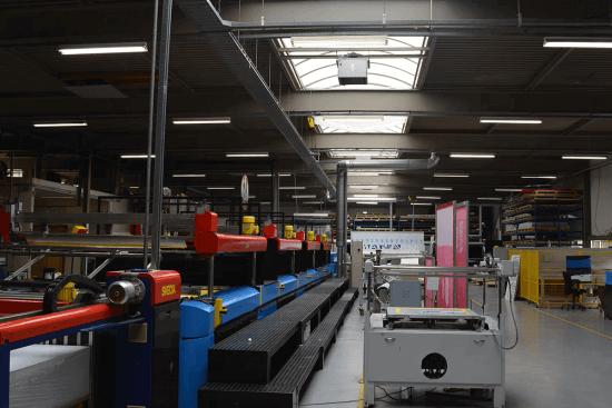 Faber Exposize - Industrieverlichting