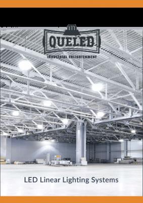 QueLed brochure LED Lichtlijn Systeem