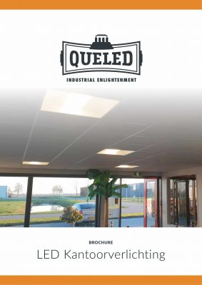 QueLED Brochure Kantoorverlichting