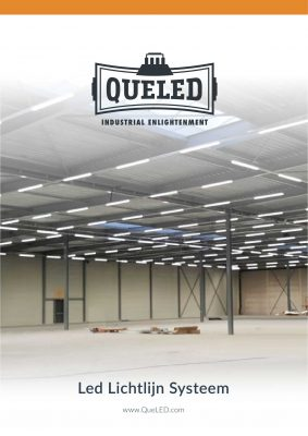 QueLED Brochure Led Lichtlijn Systeem