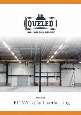 QueLED Brochure Werkplaatsverlichting