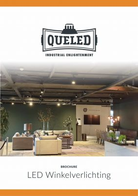 QueLED Brochure Winkelverlichting